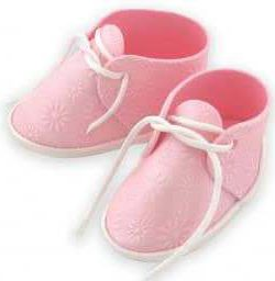JEM Life Size Baby Bootee (2)