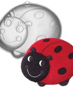 Wilton Lady Bug Pan