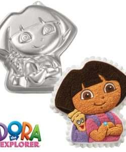 Wilton Cake Pan Dora The Explorer