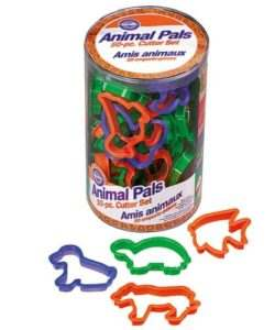 Wilton Cutter Set Animal Pals Set/50