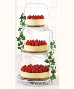 Wilton Graceful Tiers Cake Stand (2)