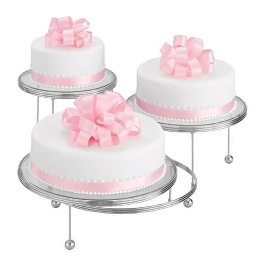 Wilton cakes 'n more 3 tier party stand (2)