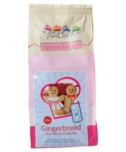 FunCakes Special Edition Mix voor Gingerbread 500g
