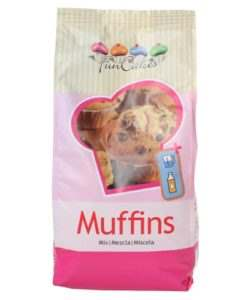 FunCakes Mix voor Muffins 1kg