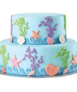 Wilton Fondant & Gum Paste Mold Sea Life (2)