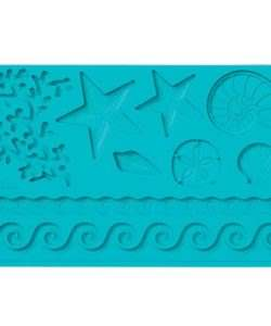 Wilton fondant & gum paste mold sea life (3)