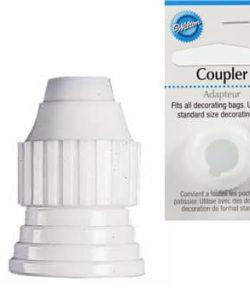 Wilton Large Adaptor/Coupler Carded
