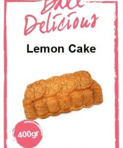 Bake Delicious Lemon Cake 400gr