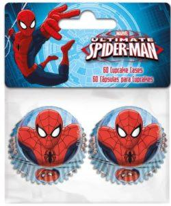 Stor Mini Baking Cups Spiderman pk/60