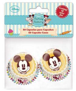 Stor Mini Baking Cups Mickey pk/60