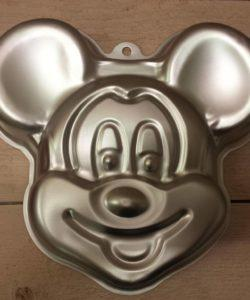 Mickey Mouse bakvorm