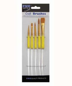 PME Craft Brush Set