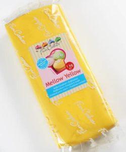 FunCakes Rolfondant Geel Mellow Yellow 1kg