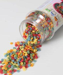 FunCakes Mini Confetti Mix 60g (2)