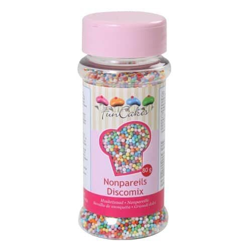 Funcakes musketzaad discomix 80g