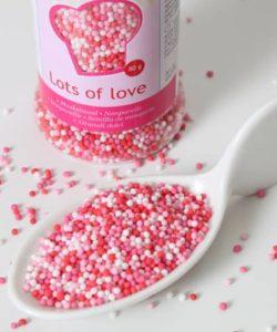 Funcakes musketzaad lot's of love 80g (2)