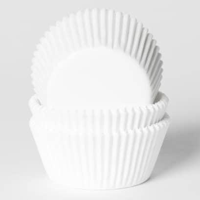 House of marie baking cups wit pk/50
