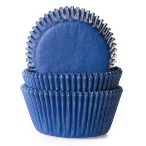 House of marie baking cups jeans blauw pk/50
