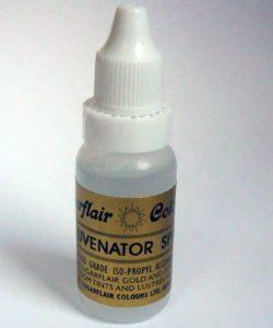 Sugarflair Rejuvenator Spirit Alcohol 14ml.