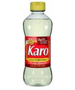 Karo Light Corn Syrup (Maïs Siroop) 473ml