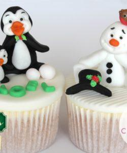 Katy sue sugar buttons - penguins (2)