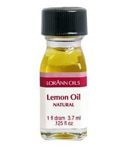 LorAnn Super Strength Flavor Natural Lemon