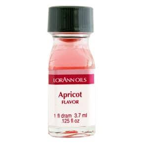 Lorann super strength flavor apricot 3. 7ml