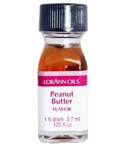 LorAnn Super Strength Flavor Peanut Butter