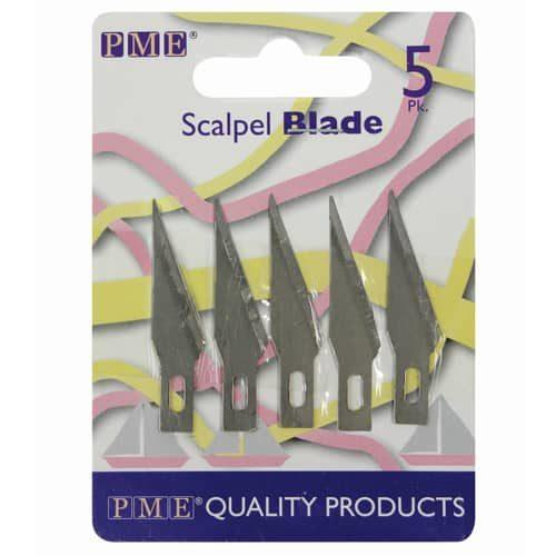 PME Spare Blades for PME Craft KnifeScalpel Pk/5