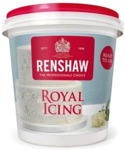 Renshaw Royal Icing 400g