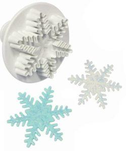 PME Snowflake plunger cutter LARGE