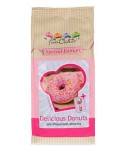FunCakes Special Ed Mix voor Delicious Donuts 500g
