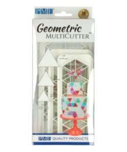 PME Geometric Multicutter Triangle Set/3
