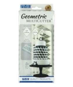 PME Geometric Multicutter Diamond Set/3