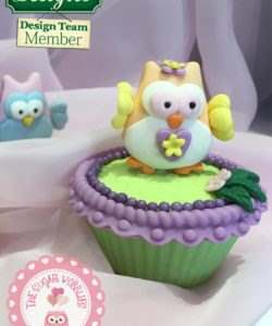 Katy sue designs - rope and pearl borders silicone mould bij cake, bake & love 9