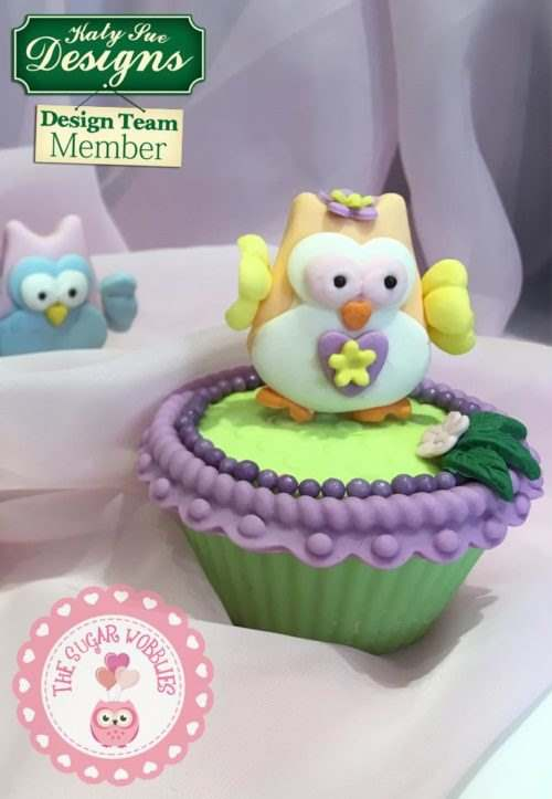 Katy sue designs - rope and pearl borders silicone mould bij cake, bake & love 6
