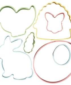 Wilton cookie cutter easter set/7 (3)