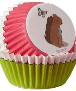 Wilton mini baking cups easter pk/100 (3)