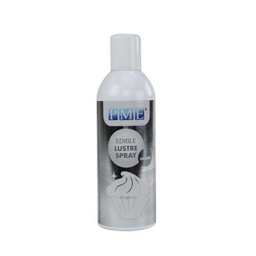 Pme lustre spray silver 400ml bij cake, bake & love 5