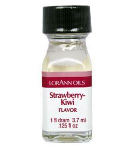 LorAnn Super Strength Flavor - Strawberry Kiwi - 3.7 ml