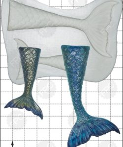 FPC mold Mermaid Tails