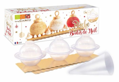 Mould kerstballen