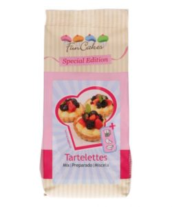 FunCakes Special Edition Mix voor Tartelettes 500g