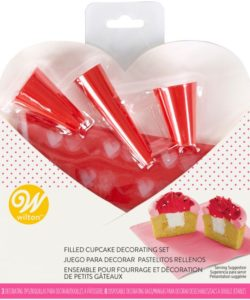 Wilton Cupcake Decorating Valentine Set/7