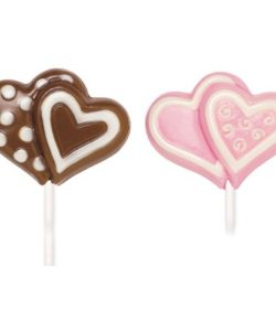 Wilton Lollipop Mold Double Heart (2)