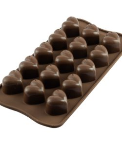 Silikomart Chocolate Mould Monamour