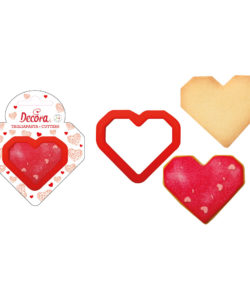 Heart Plastic Cookie Cutter