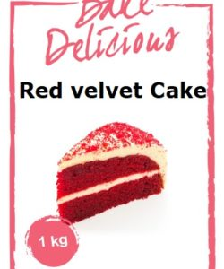 Bake Delicious Red Velvet 1 kg