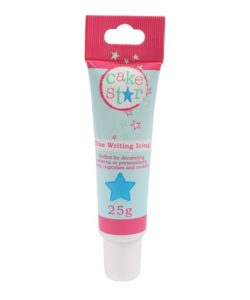 Cake Star Writing Icing tube blauw