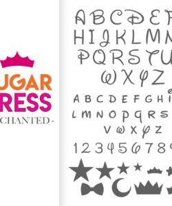 Sugar Press Enchanted